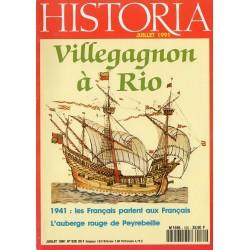 Historia n° 535 - Villegagnon à Rio