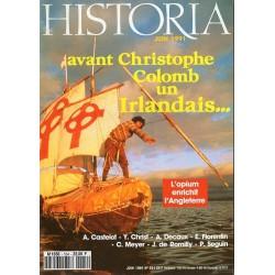 Historia n° 534 - Avant Christophe Colomb, un Irlandais ...
