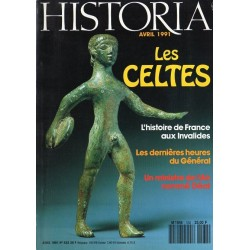 Historia n° 532 - Les Celtes