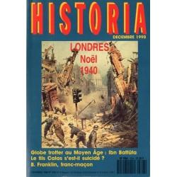 Historia n° 528 - Londres Noël 1940