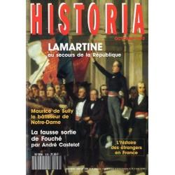 Historia n° 526 - Lamartine au secours de la République