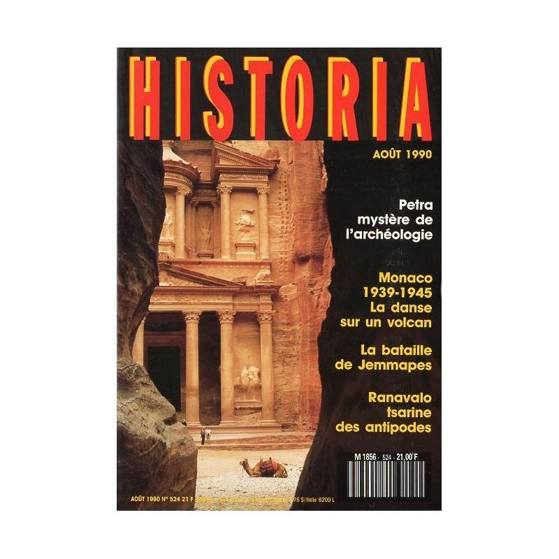 Historia n° 524 - Petra, mystère de l'archéologie