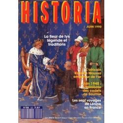 Historia n° 522 - La fleur de lys, légende et traditions