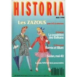 Historia n° 521 - Les Zazous