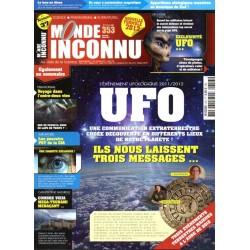 Monde Inconnu n° 353 - UFO,...