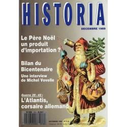 Historia n° 516 - Le Père Noël un produit d'importation ?