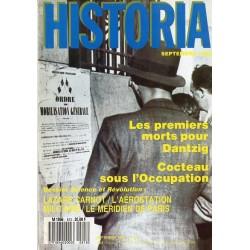 Historia n° 513 - Les premiers morts pour Dantzig