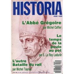 Historia n° 510 - L'Abbé Grégoire - Le temps de la poule au pot