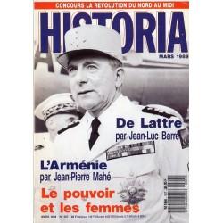 Historia n° 507 - De Lattre