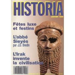 Historia n° 505 - L'Irak invente la civilisation