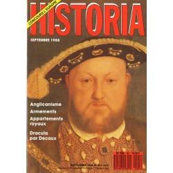 Historia n° 501 - la Naissance de l'Anglicanisme