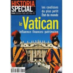 Historia Spécial n° 60 - Le Vatican - Influence, finances, patrimoine