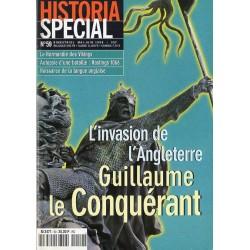 Historia Spécial n° 59 - L'invasion de l'Angleterre, Guillaume le Conquérant