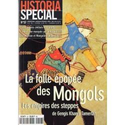 Historia Spécial n° 57 - La folle épopée des Mongols