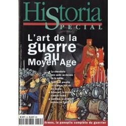 Historia Spécial n° 55 - L'Art de la guerre au Moyen Age