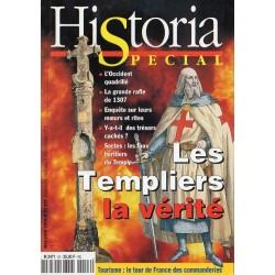 Historia Spécial n° 53 - Les Templiers, la vérité