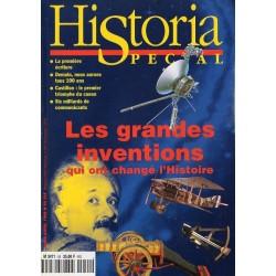 Historia Spécial n° 52 - Les grandes inventions qui ont changé l'Histoire