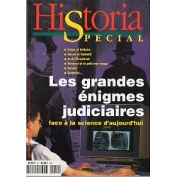 Historia Spécial n° 51 - Les grandes énigmes judiciaires face à la science d'aujourd'hui
