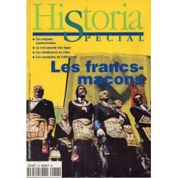 Historia Spécial n° 48 - Les francs-maçons