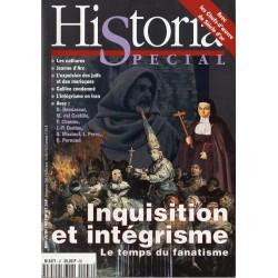 Historia Spécial n° 47 - Inquisition et intégrisme, le temps du fanatisme