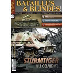 Batailles & Blindés n° 62 - Sturmtiger au combat