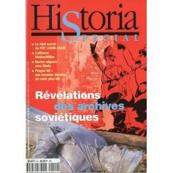 Historia Spécial n° 44 - Révélations des archives soviétiques