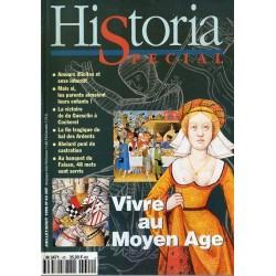 Historia Spécial n° 42 - Vivre au Moyen Age