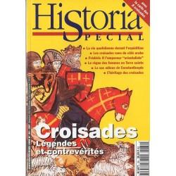 Historia Spécial n° 39 - Croisades, légendes et contrevérités