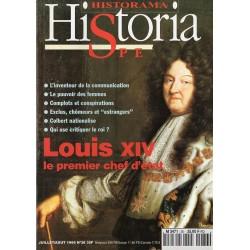 Historia Spécial n° 36 - Louis XIV, le premier chef d'état