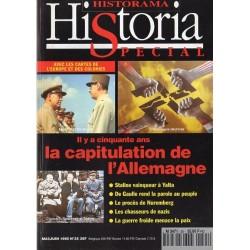 Historia Spécial n° 35 - La capitulation de l'Allemagne