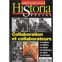 Historia Spécial n° 31 - Collaboration et collaborateurs