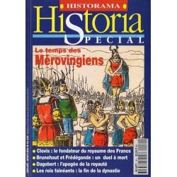 Historia Spécial n° 30 - Le temps des Mérovingiens