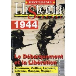 Historia Spécial n° 29 - 1944 Le débarquement et la Libération