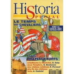 Historia Spécial n° 27 - Le temps des Chevaliers et des Châteaux forts