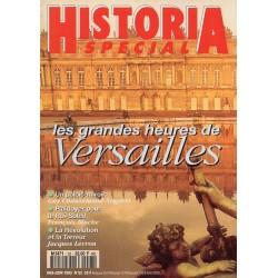 Historia Spécial n° 23 - Les grandes heures de Versailles