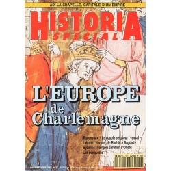 Historia Spécial n° 21 - L'Europe de Charlemagne