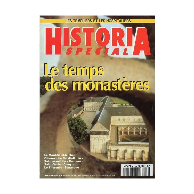 Historia Spécial n° 19 - Le temps des monastères