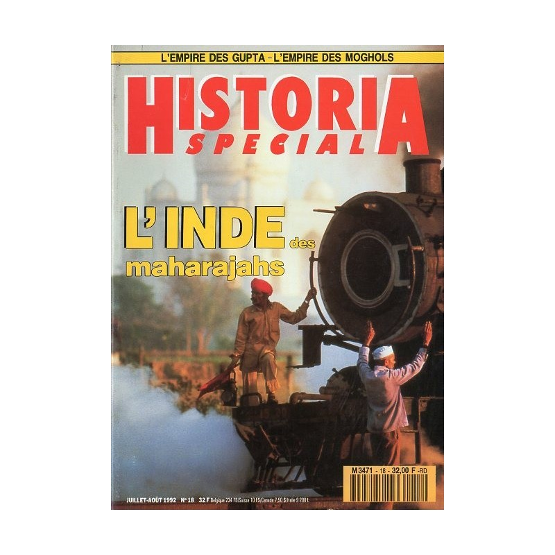 Historia Spécial n° 18 - L'Inde des maharajahs
