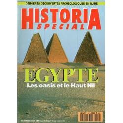 Historia Spécial n° 17 - Égypte, les oasis et le Haut Nil