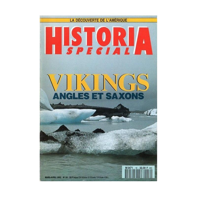 Historia Spécial n° 16 - Vikings, Angles et Saxons