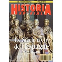 Historia Spécial n° 11 - Le Siècle d'Or de l'Espagne (1525 - 1648)