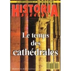 Historia Spécial n° 10 - Le Temps des Cathédrales