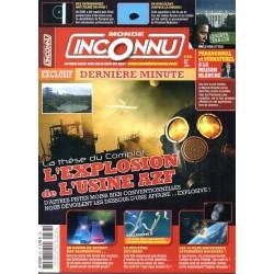 Monde Inconnu n° 337 - L'explosion de l'usine ASF, la thèse du complot