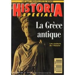 Historia Spécial n° 6 - La Grèce antique, les couleurs de l'Histoire
