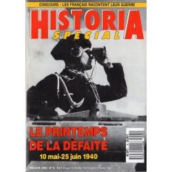 Historia Spécial n° 5 - Le printemps de la défaite (10 mai - 25 juin 1940)