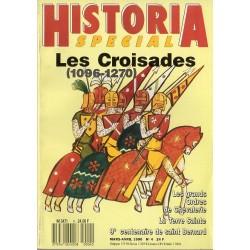 Historia Spécial n° 4 - Les Croisades (1096 - 1270)