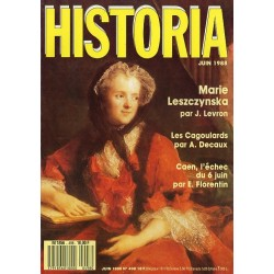 Historia n° 498 - Ancien régime - Marie Leszczynska