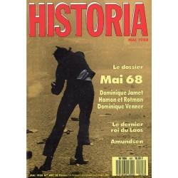 Historia n° 497 - Dossier Mai 68