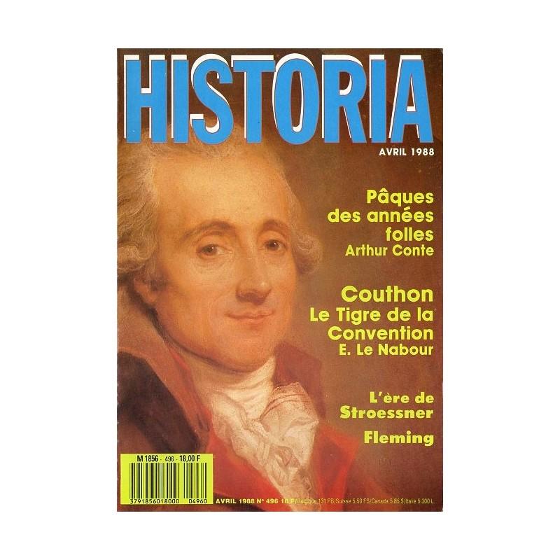 Historia n° 496 - Couthon, le Tigre de la Convention
