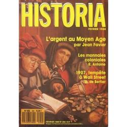 Historia n° 494 - L'argent au Moyen Age